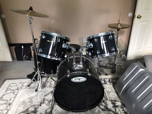 Sound Percussion 7 piece drum set for Sale in Colton, OR