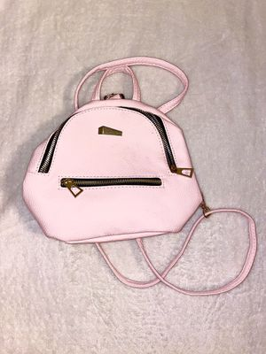 Mini pink backpack for Sale in Poway, CA