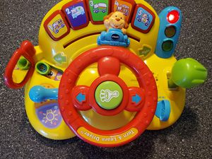 Vtech learn to drive for Sale in Miami, FL