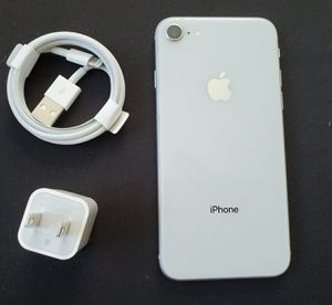 iPhone 8,  Factory Unlocked & iCloud Unlocked.. Excellent Condition, Like a New... for Sale in Springfield, VA