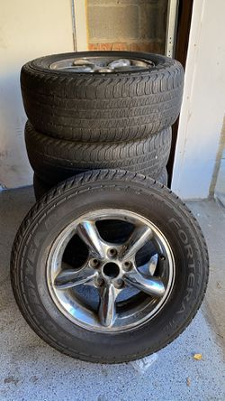 99-04 Jeep Grand Cherokee Wheels for Sale in Chicago,  IL