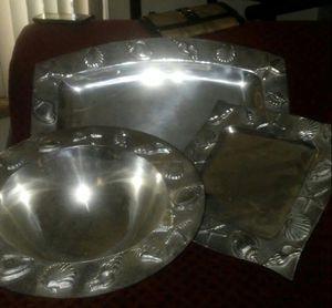 nice platter Bowl serving plate for Sale in Fresno, CA