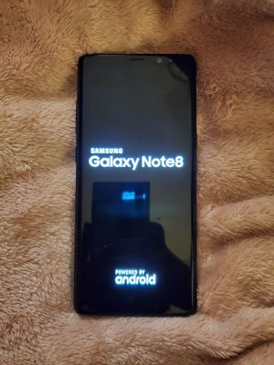 SAMSUNG Galaxy Note 8! for Sale in Denver, CO