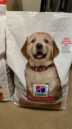 Science Diet Puppy food for Sale in Grape Creek,  TX