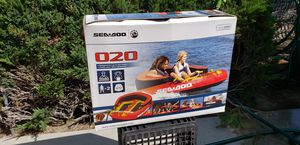 2 person towable raft by SEADOO for Sale in Whittier, CA