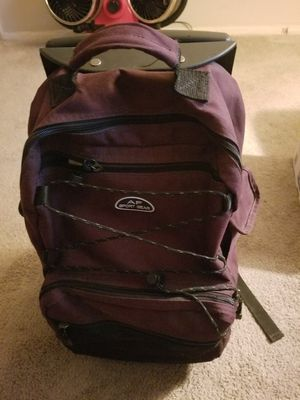 AF Sports Gear Backpack with wheels for Sale in Middle River, MD