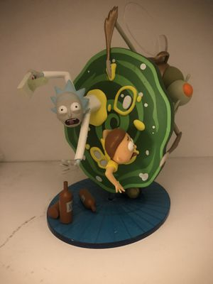 Rick and Morty Vinyl Statue for Sale in Boulder, CO