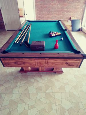Pool table for Sale in Rockville, MD
