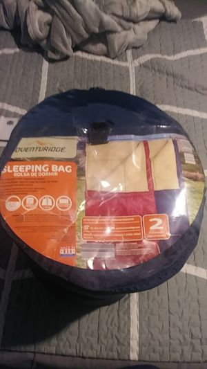 Adventuridge Sleeping Bag for Sale in Joliet, IL
