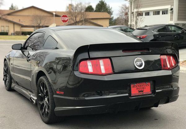 2010 Mustang GT Rousch body