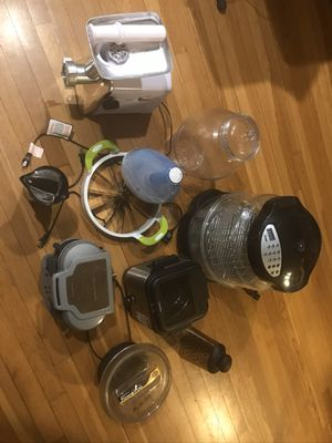 Small kitchen appliances for Sale in Franklin, MA