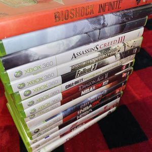 Xbox 360 Games for Sale in Greenbelt, MD