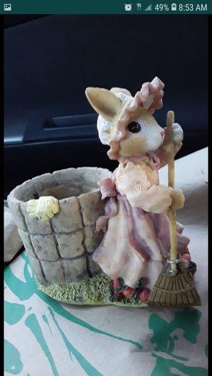 Bunny plant vase for Sale in Philadelphia, PA