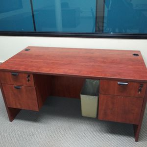 Like new office desks for Sale in Huntington Beach, CA