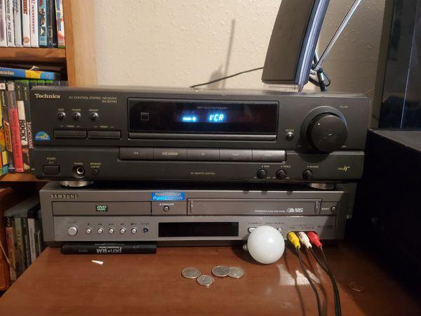 Technics AV Stereo Receiver