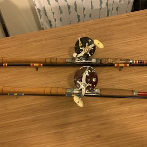 Antique Fishing Rods for Sale in Seattle, WA