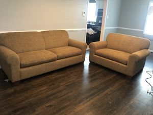 Lazy Boy Sofa Bed and Love Seat for Sale in Falls Church, VA