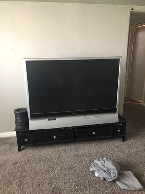 Great condition Panasonic 50 inch tv for Sale in West Jordan, UT