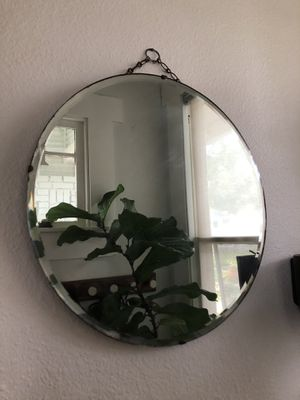 "Antique Round Mirror 18"" for Sale in San Antonio, TX"