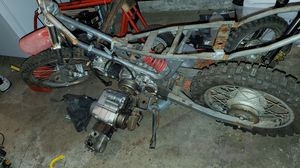 Pit bike 125cc with two motors OBO for Sale in Vancouver, WA