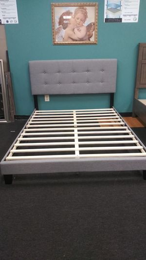 New Queen Platform Bed for Sale in West Columbia, SC