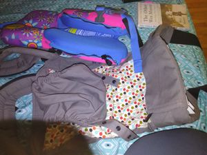 Baby carrier and life jacket for Sale in Denver, CO