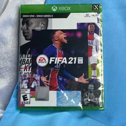 Brandon New FIFA 21 , Plastic Cover Still On , NEED IT GONE ASAP , Has Insurance For A Year for Sale in Vancouver,  WA