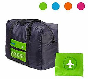 Travel Bag Foldaway Waterproof Nylon Attached to Luggage Sports Gear Gym Bag BY Tiontiontime for Sale in Hawthorne, CA