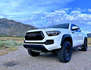 Owner Sale 2O17 Toyota Tacoma Limited AWDWheels Great for Sale in US