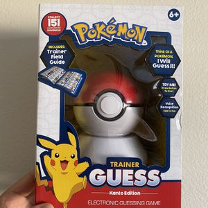 Pokemon Trainer Guess Electronic for Sale in Orange, CA