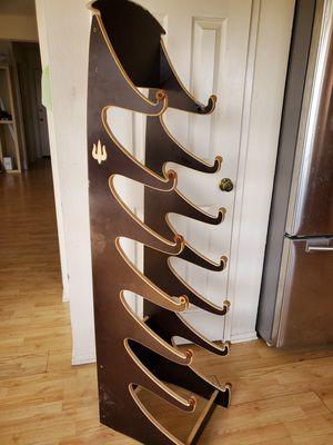 Longboard Display Rack for Sale in Oceanside, CA
