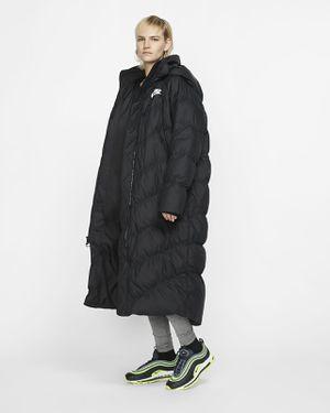 Nike Sportswear Women's Down Fill Parka Black LOOSE Fit for Sale in Inglewood, CA
