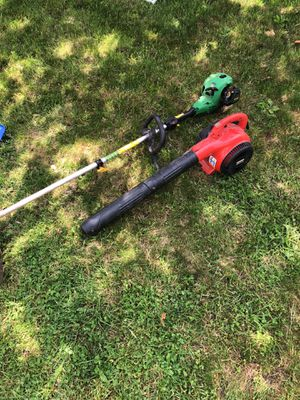 Weed whacked and leaf blower for Sale in Methuen, MA