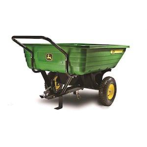 John Deere 8 cu ft poly dump cart for Sale in McComb, OH