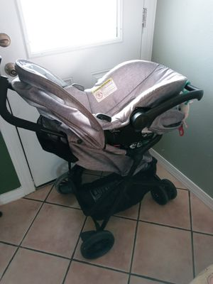 Evenflo stroller and car seat for Sale in Phoenix, AZ