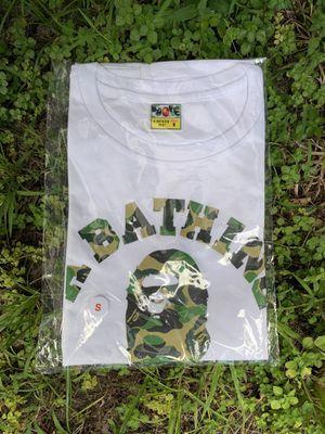 Bape Camo t-shirt - Sz Small for Sale in Cutler Bay, FL