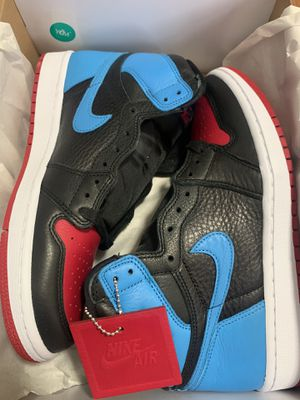 Jordan 1 nc to chi womens size 7.5 8 and 8.5 for Sale in The Bronx, NY