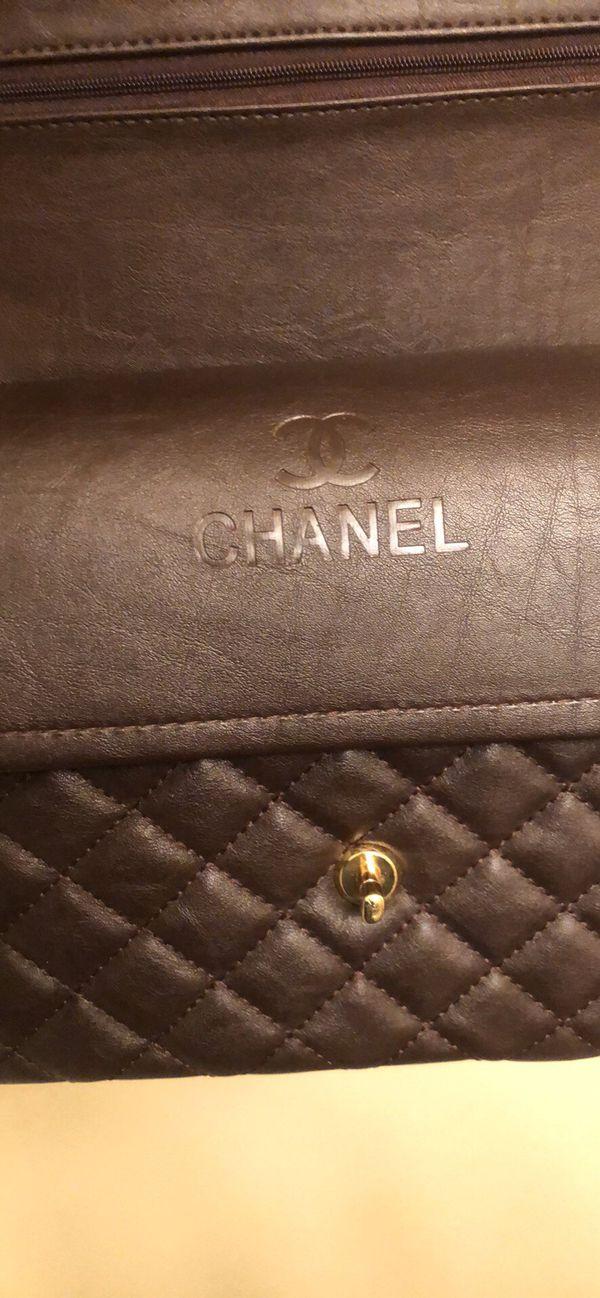 Chanel Bag Chocolate