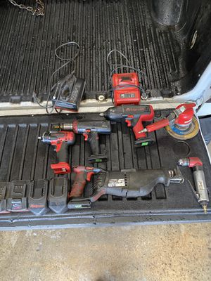 Snap on Tools Guns and Batteries for Sale in Chicago Ridge, IL
