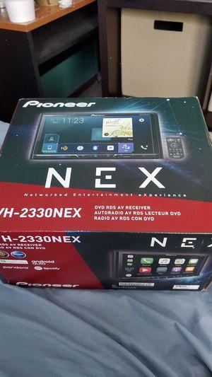Pioneer Avh-2330NEX touchscreen Radio/headunit/DVD player for Sale in Bloomington, IL