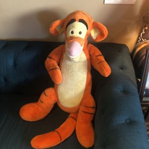 Disney Classic Tiger Plush Toy Nostalgia Teddy Bear for Sale in Santee, CA