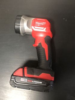Milwaukee M18 LED Light for Sale in West Valley City,  UT