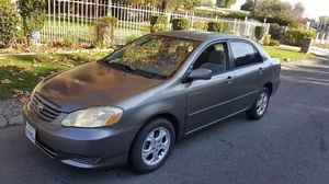 Toyota Corolla 2003 CE for Sale in Los Angeles, CA