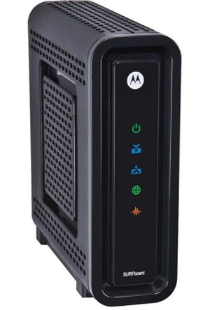 Arris/Motorola SB6121 Cable Modem -6 months old for Sale in Schaumburg, IL