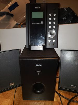 Teac Stereo unit for Sale in Queens, NY