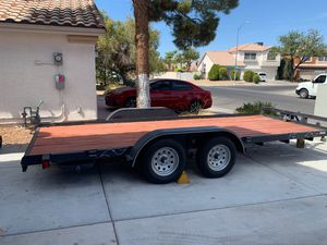 Car or truck trailer 18' for Sale in Las Vegas, NV