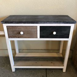 """Brand New Wood Accent Table (32""""x13""""x30"""") 👉🏻 Please Read Description 👀 for Sale in North Las Vegas,  NV"""