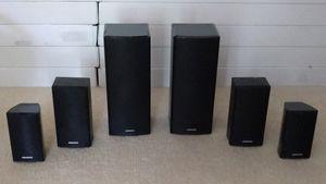 Onkyo 7 speaker system for Sale in Dallas, GA