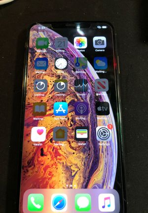 iPhone XS Max Metro pcs crack screen Check picture for Sale in Santa Ana, CA