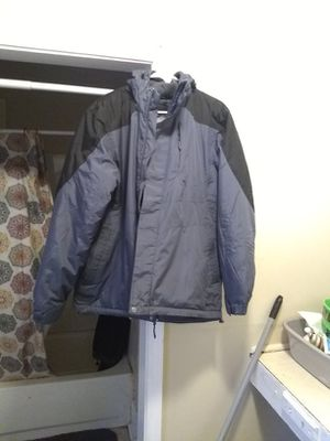 Mens coat with hood for Sale in Wichita, KS